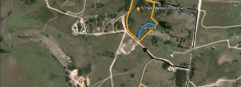 Uy 098 Chacra de 5 ha en José Ignacio