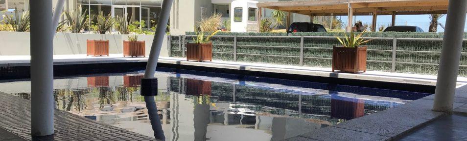 Uy 112 Espectacular departamento nuevo en planta baja