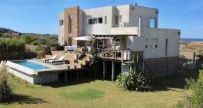 Uy 123  Casa sobre el mar,Santa Mónica