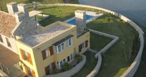 Uy004  Alquiler José Ignacio Chacra , vista a la laguna