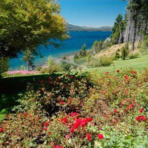 Ar 002  Casa sobre el Lago Nahuel Huapi