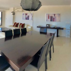 Uy 133 Apartamento sobre el mar Playa Brava