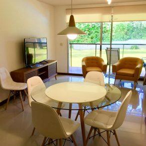 Uy 134  Apartamento con 2 dormitorios y parrillero propio, a 200 mts del mar