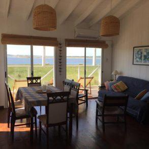 Uy 138  Casa Sobre Laguna José Ignacio