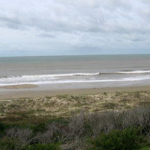 Uy 146  Fracción de campo con costa Oceánica en Rocha