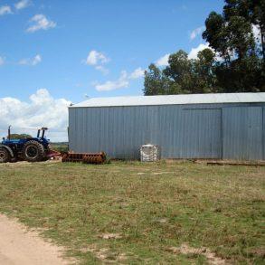 Uy 151 Campo Agrícola Ganadero de 315 hás