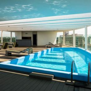 Uy 148 Apartamento en venta con renta 2 dormitorios Zona Malvin Montevideo