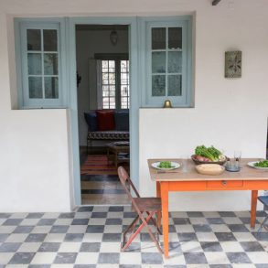 Uy 161  Casa histórica única en Ciudad de Rocha.