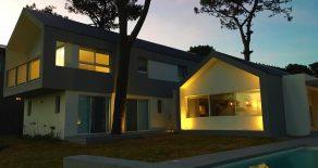 Uy 171 Moderna casa ubicada en el barrio privado Pinar del Faro, José Ignacio.